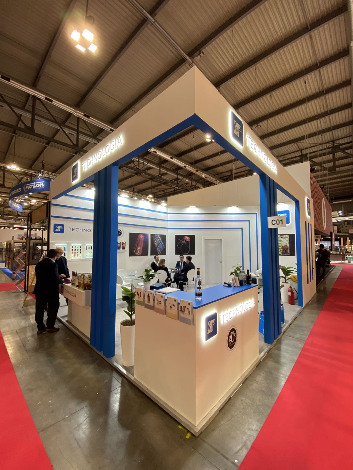 Technologia and exhibition in Milan, SIMEI 2019